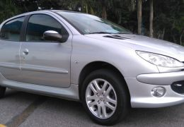 Peugeot 206 Hatch. Allure 1.6 16V (flex) - Foto #3