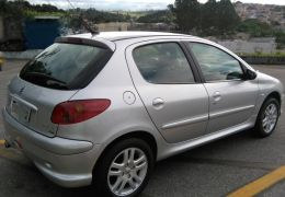 Peugeot 206 Hatch. Allure 1.6 16V (flex) - Foto #5