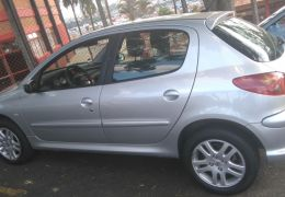 Peugeot 206 Hatch. Allure 1.6 16V (flex) - Foto #8