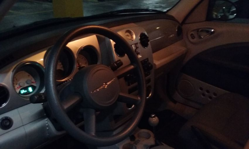 Chrysler PT Cruiser Classic 2.4 16V - Foto #4