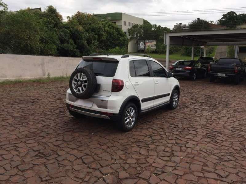 Volkswagen CrossFox I-Motion 1.6 VHT (Flex) - Foto #5