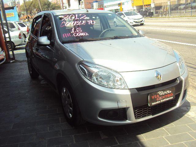 Renault Sandero Expression 1.6 16V (Flex) - Foto #1