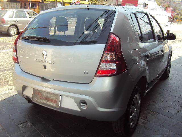 Renault Sandero Expression 1.6 16V (Flex) - Foto #4