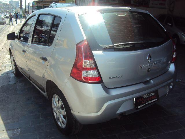 Renault Sandero Expression 1.6 16V (Flex) - Foto #5