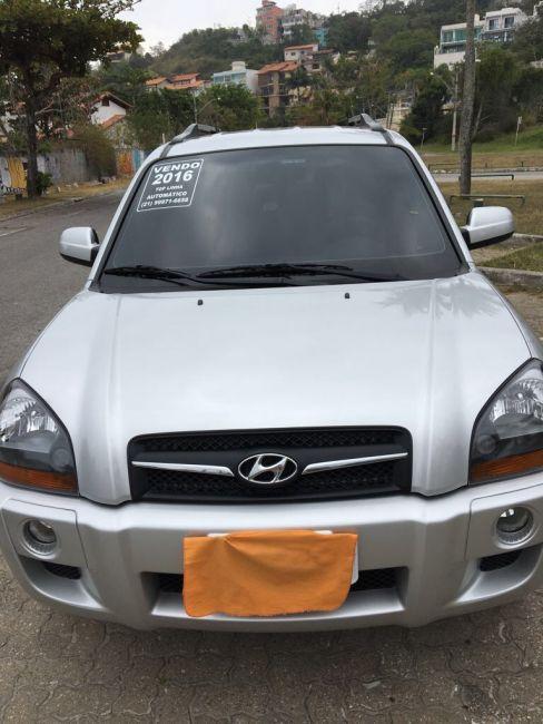 Hyundai Tucson 2.0L 16v GLS (Flex) (Aut) - Foto #6