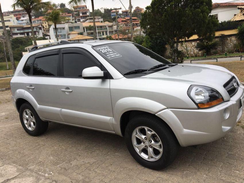 Hyundai Tucson 2.0L 16v GLS (Flex) (Aut) - Foto #9