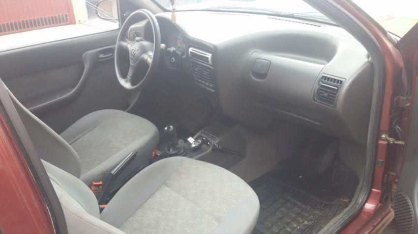 Volkswagen Gol CL 1.6 MI 2p - Foto #4