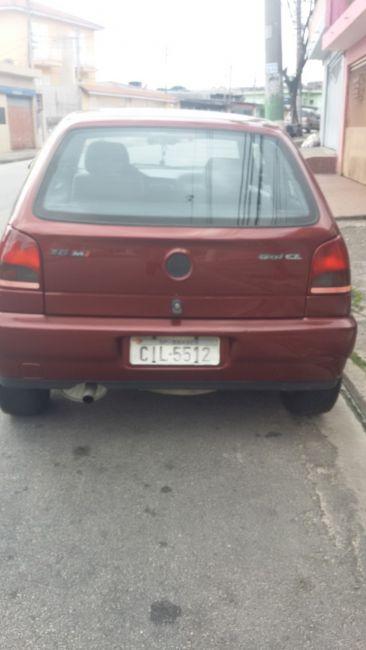 Volkswagen Gol CL 1.6 MI 2p - Foto #5