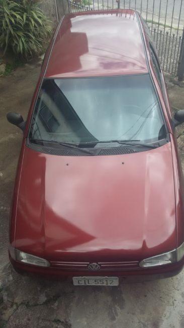 Volkswagen Gol CL 1.6 MI 2p - Foto #7