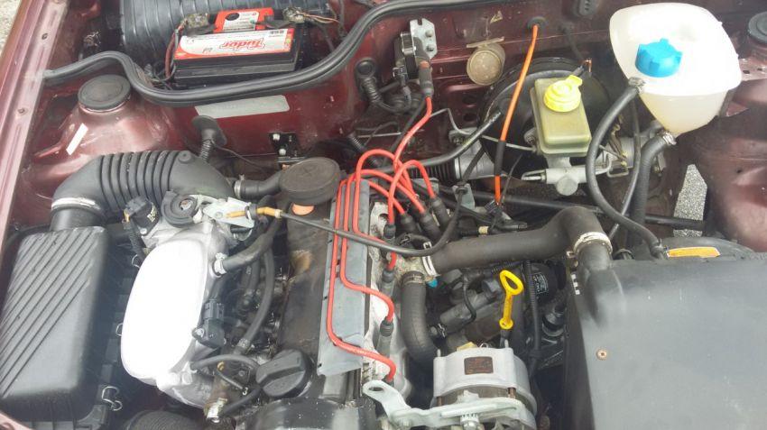 Volkswagen Gol CL 1.6 MI 2p - Foto #9