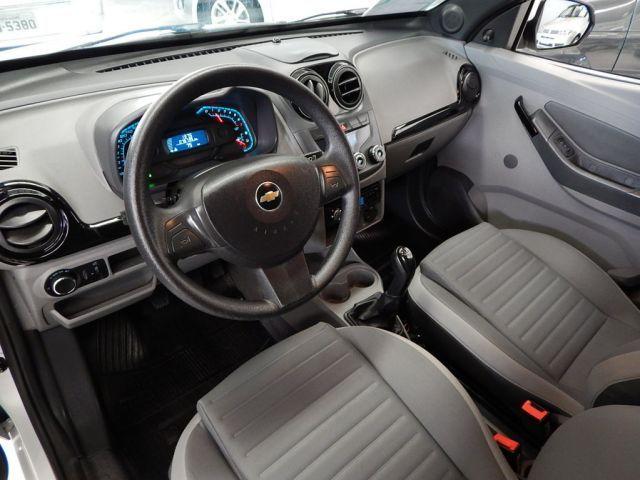 Chevrolet Agile LT 1.4 Mpfi 8V Econo.Flex - Foto #8