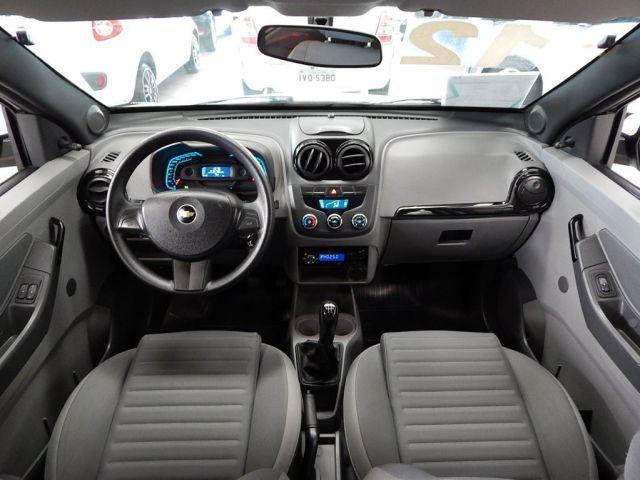 Chevrolet Agile LT 1.4 Mpfi 8V Econo.Flex - Foto #10