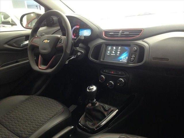 Chevrolet Onix 1.4 MPFi Effect 8v - Foto #7