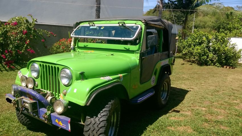 Ford Jeep Willys - Foto #2