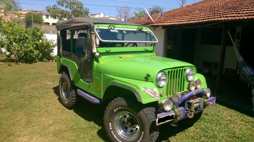 Ford Jeep Willys - Foto #1