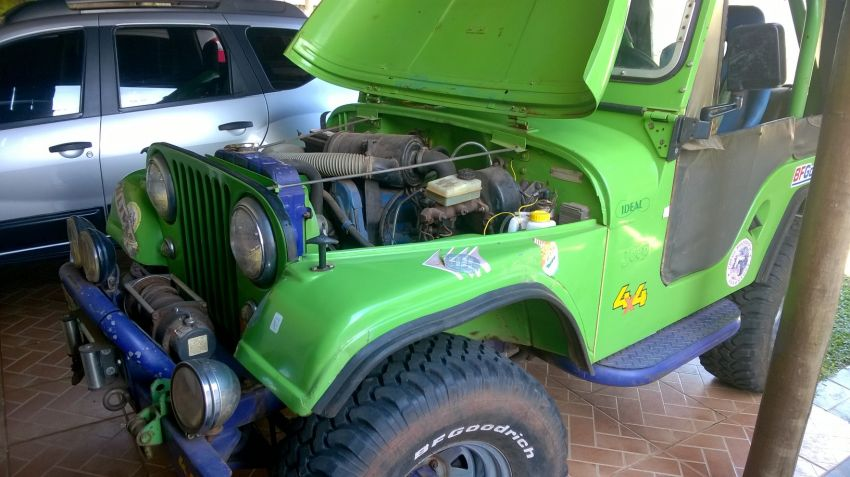 Ford Jeep Willys - Foto #7