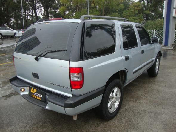 Chevrolet Blazer Advant. 2.42.4 MPFi F.power - Foto #4