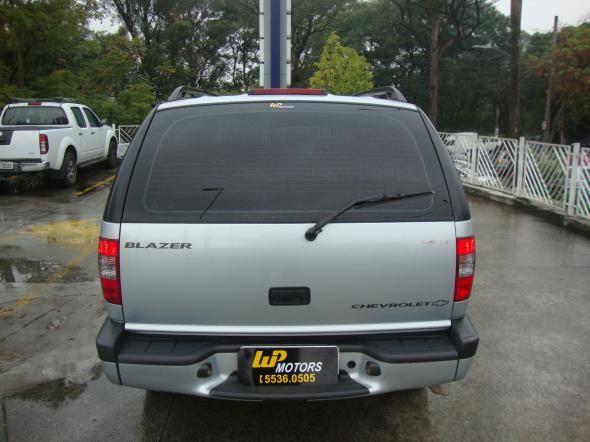 Chevrolet Blazer Advant. 2.42.4 MPFi F.power - Foto #5