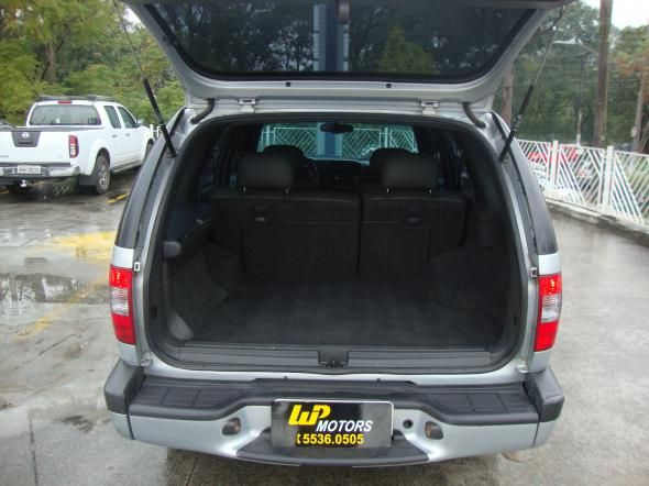 Chevrolet Blazer Advant. 2.42.4 MPFi F.power - Foto #6