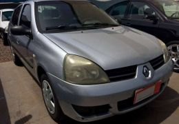 Renault Clio Sedan Authentique 1.0 16V (flex)