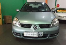 Renault Clio Sedan Authentique 1.6 16V (flex)