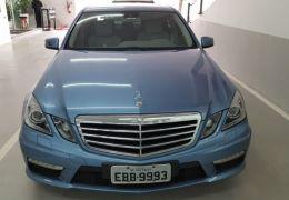 Mercedes-Benz E 63 6.2 V8 AMG