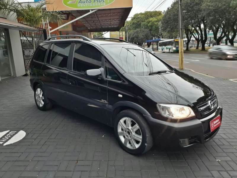 Chevrolet Zafira Elite 2.0 (Flex) (Aut) - Foto #1