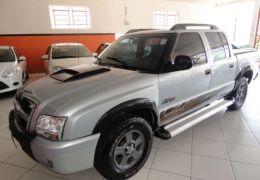 Chevrolet S10 Rodeio 2.8 TD 4X4 (Cabine Dupla) TURBO