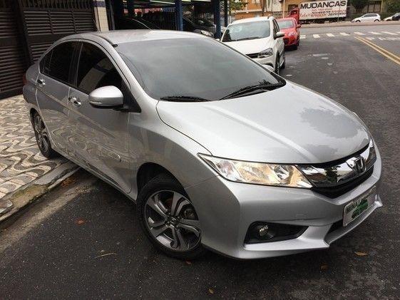 Honda City EXL 1.5 16V (flex) - Foto #3