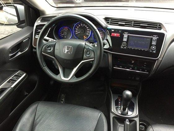 Honda City EXL 1.5 16V (flex) - Foto #5