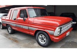 Ford F1000 Tropical Turbo 4.3 (Cabine Dupla)