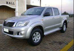 Toyota Hilux 2.7 Flex 4x2 CD SR Auto