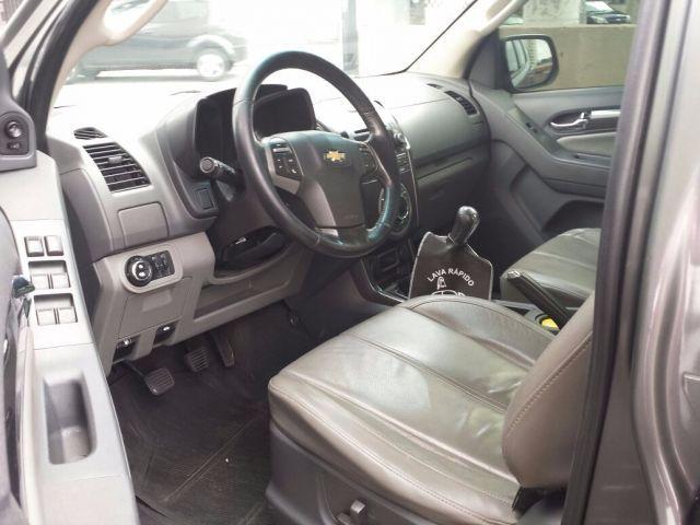 Chevrolet S10 LTZ 4X2 Cabine Dupla 2.4  Flexpower - Foto #9