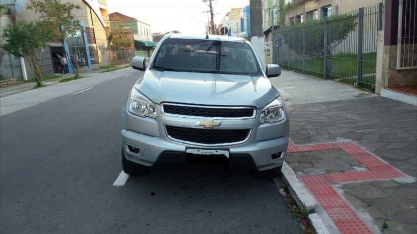 Chevrolet S10 2.8 CTDi 4x4 LT (Cabine Dupla) (Aut) - Foto #1