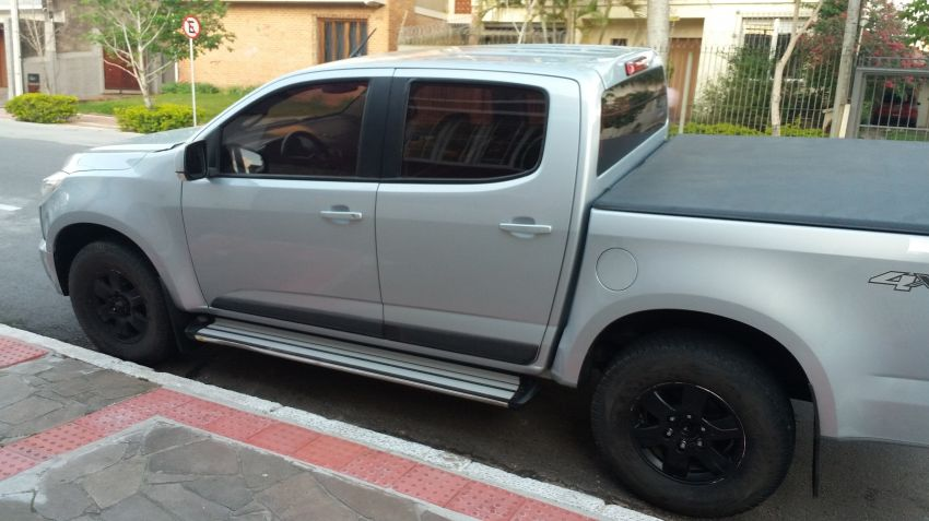Chevrolet S10 2.8 CTDi 4x4 LT (Cabine Dupla) (Aut) - Foto #3