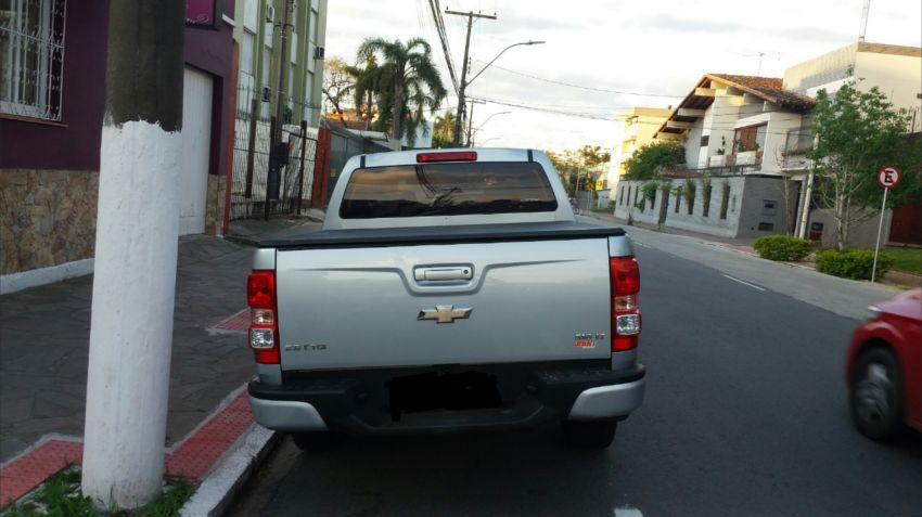 Chevrolet S10 2.8 CTDi 4x4 LT (Cabine Dupla) (Aut) - Foto #5