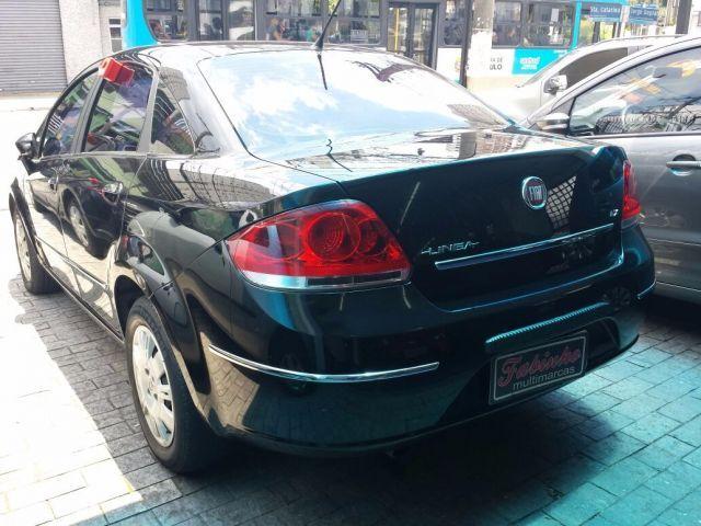 Fiat Linea LX 1.9 MPI 16V Flex - Foto #5