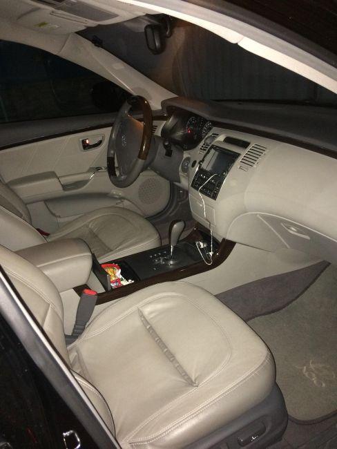 Hyundai Azera GLS 3.0L V6 (Aut) - Foto #4