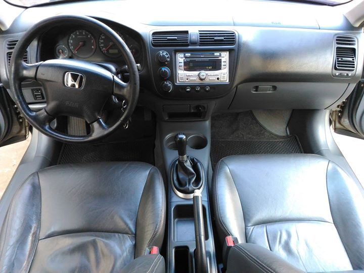 Honda Civic Sedan LXL 1.7 16V - Foto #4