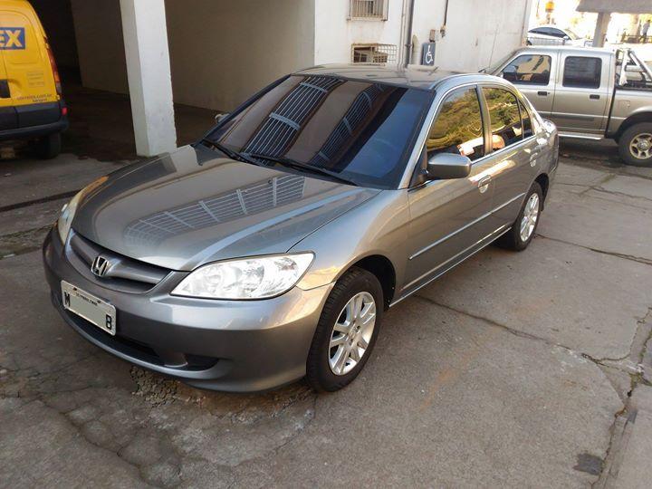 Honda Civic Sedan LXL 1.7 16V - Foto #9