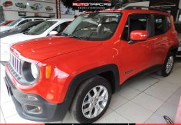 Jeep Renegade Longitude Teto 1.8 (flex) (aut)