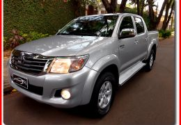 Toyota Hilux 2.7 SRV CD 4x4 (Flex) (Aut)