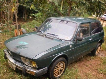 Volkswagen Brasilia 1600 - Foto #1