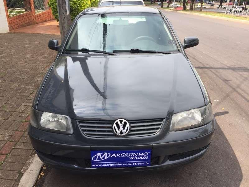 Volkswagen Gol 1.6 MI (G3) - Foto #1