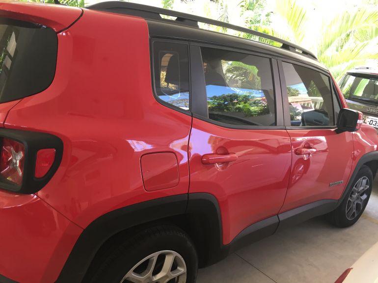 Jeep Renegade Longitude 1.8 (Flex) (Aut) - Foto #8