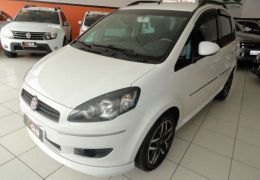Fiat Idea Sporting 1.8 16V E.TorQ (Flex)