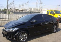 Hyundai Elantra 2.0 Básica (Aut) (Flex)
