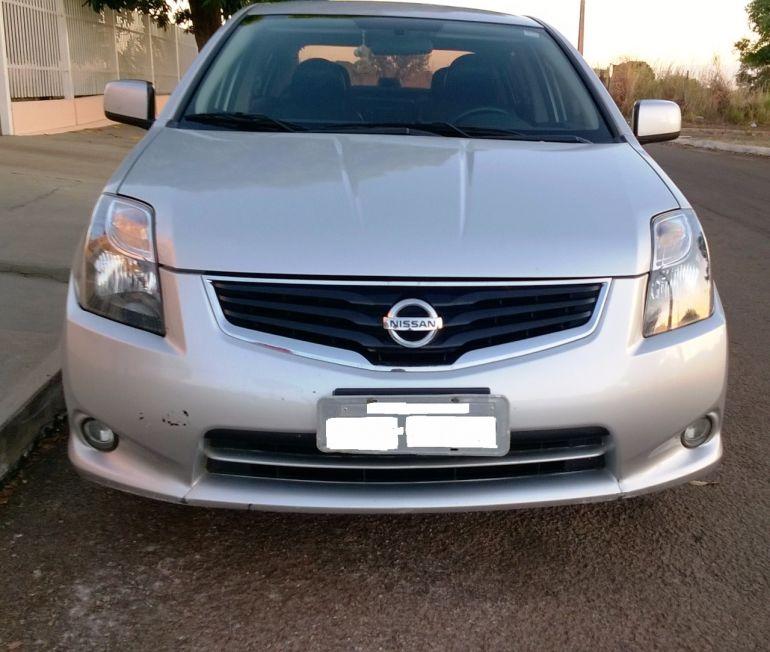 Nissan Sentra Special Edition 2.0 16V CVT (flex) - Foto #8