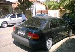 Honda Civic Sedan LX 1.5 (aut)