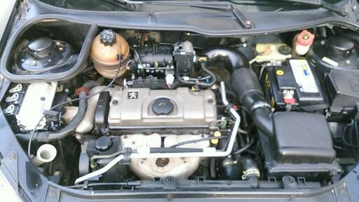 Peugeot 206 Hatch. Moonlight 1.4 8V (flex) - Foto #6